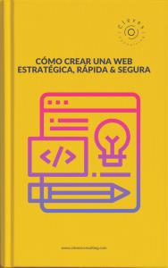cómo crear una web- E-Book